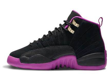 Nike Air Jordan 12 Retro Hyper Violet GSの写真