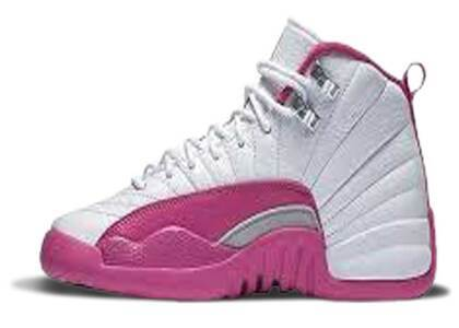 Nike Air Jordan 12 Retro Dynamic Pink GSの写真
