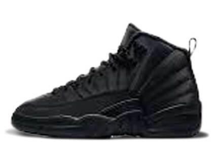Nike Air Jordan 12 Retro Winter Black GSの写真