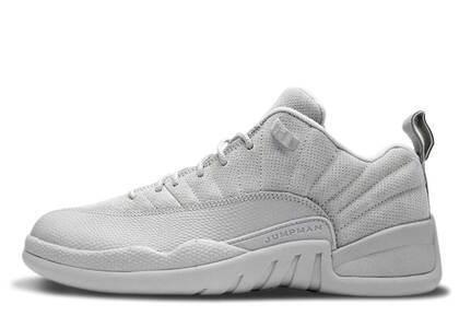 Nike Air Jordan 12 Retro Low Wolf Grey GSの写真