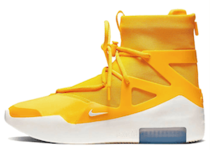 Nike Air Fear Of God 1 Yellowの写真