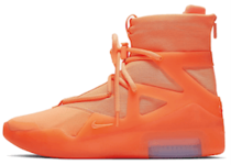 Nike Air Fear Of God 1 Orange Pulseの写真