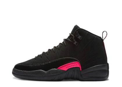 Nike Air Jordan 12 Retro Black Rush Pink PSの写真