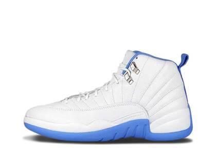 Nike Air Jordan 12 Retro University Blue PSの写真