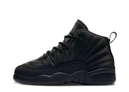 Nike Air Jordan 12 Retro Winter Black PSの写真