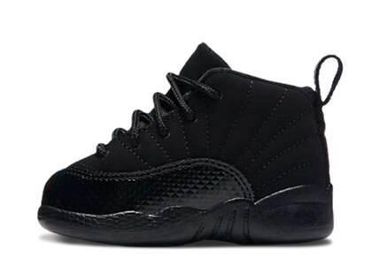 Nike Air Jordan 12 Retro Black Rush Pink TDの写真