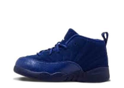 Nike Air Jordan 12 Retro Deep Royal Blue TDの写真