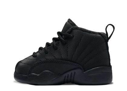 Nike Air Jordan 12 Retro Winter Black TDの写真