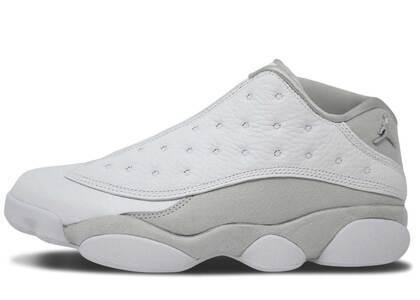 Nike Air Jordan 13 Retro Low Pure Platinumの写真