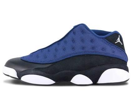 Nike Air Jordan 13 Retro Low Brave Blueの写真