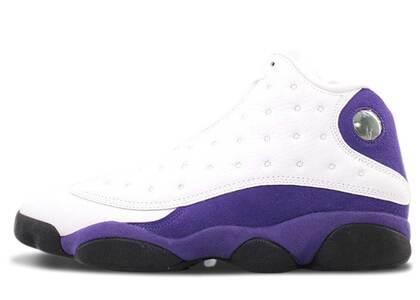 Nike Air Jordan 13 Retro Lakersの写真