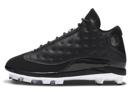 Nike Air Jordan 13 Retro MCS Cleat Blackの写真