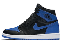 Nike Air Jordan 1 Retro Royal 2017の写真