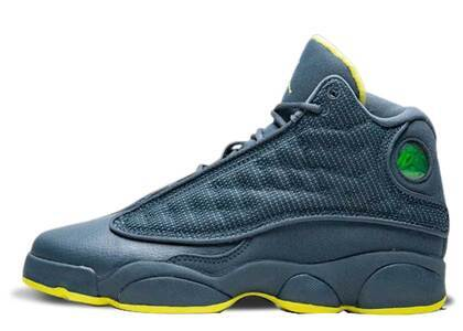 Nike Air Jordan 13 Retro Squadron Blue GSの写真