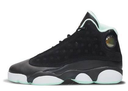Nike Air Jordan 13 Retro Black Mint Foam GSの写真