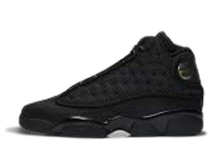 Nike Air Jordan 13 Retro Black Cat GSの写真