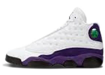 Nike Air Jordan 13 Retro Lakers GSの写真