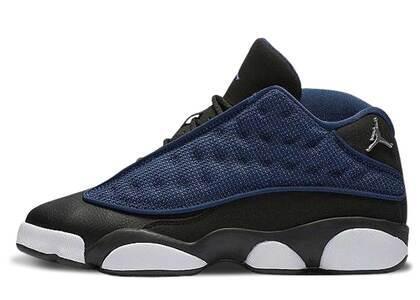Nike Air Jordan 13 Retro Low Brave Blue GSの写真