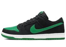 Nike SB Dunk Low Pro Black Pine Greenの写真