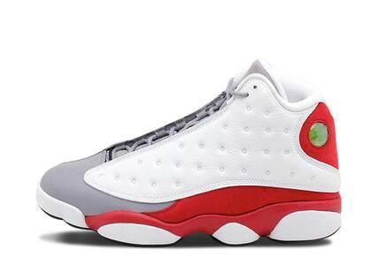 Nike Air Jordan 13 Retro Grey Toe TD (2014)の写真