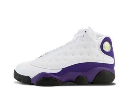 Nike Air Jordan 13 Retro Lakers PSの写真