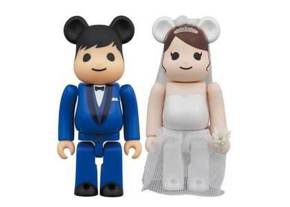 Be@rbrick Greeting Marriage 4 Plus 100%の写真