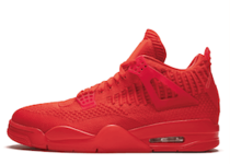 Nike Air Jordan 4 Retro Flyknit Redの写真