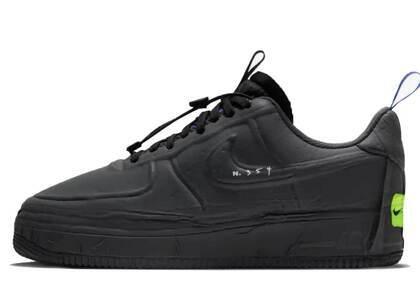 Nike Air Force 1 Low Experimental Blackの写真