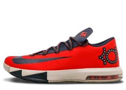 Nike KD 6 Light Crimson DCの写真