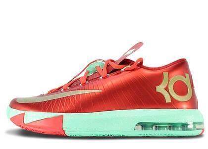 Nike KD 6 Christmasの写真