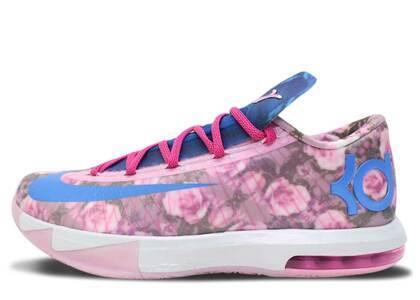 Nike KD 6 Aunt Pearlの写真