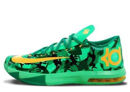 Nike KD 6 Easterの写真