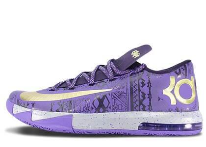 Nike KD 6 BHMの写真
