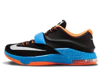 Nike KD 7 OKC Awayの写真