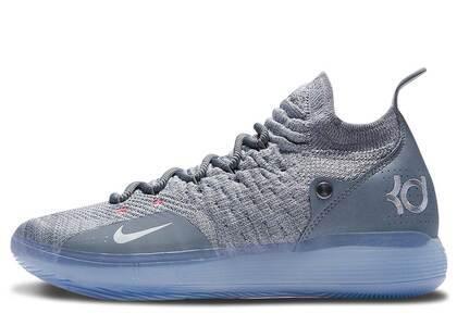Nike KD 11 Cool Greyの写真