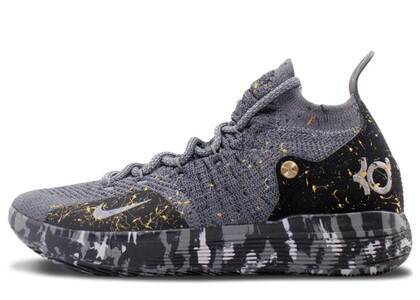 Nike KD 11 Multi-Color Metallic Goldの写真