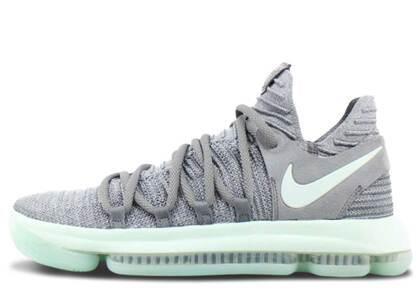Nike KD 10 Cool Grey Iglooの写真