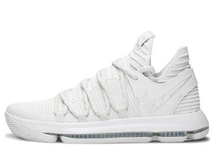Nike KD 10 Platinumの写真