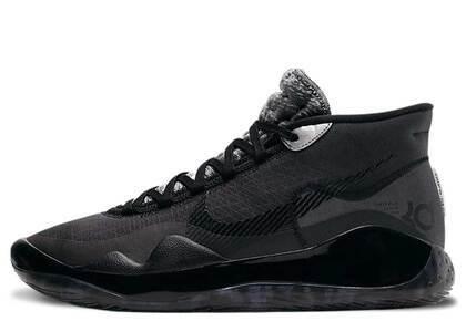 Nike KD 12 Black Cool Greyの写真
