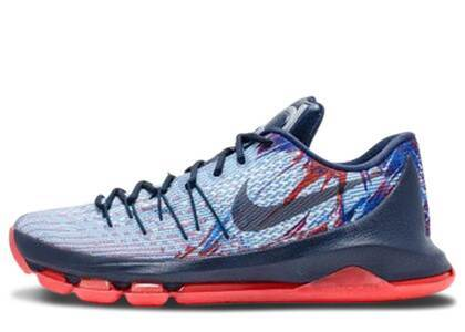 Nike KD 8 Independence Dayの写真