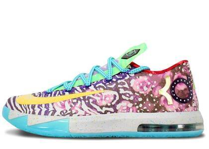 Nike KD 6 What the KDの写真