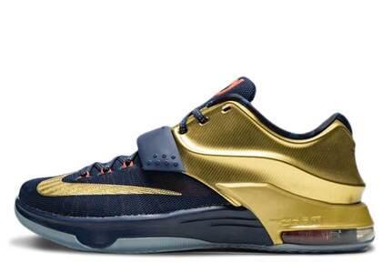 Nike KD 7 Gold Medalの写真