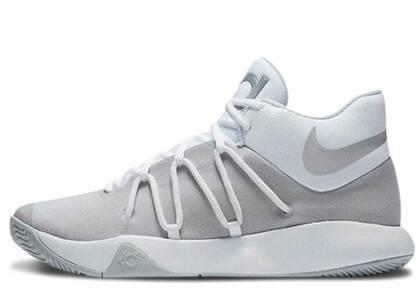 Nike KD Trey 5 V White Pure Platinumの写真