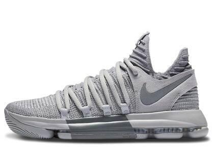 Nike KD 10 Wolf Greyの写真