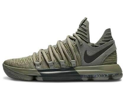 Nike KD 10 Dark Stuccoの写真