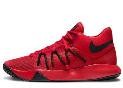 Nike KD Trey 5 V University Red Blackの写真