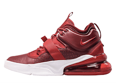 AIR FORCE 270 TEAM RED/GYM REDの写真
