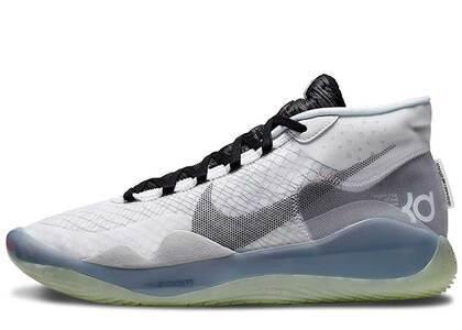 Nike KD 12 TB White Blackの写真