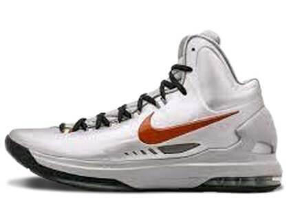 Nike KD 5 Texasの写真