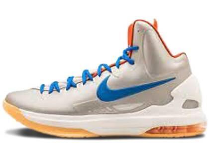 Nike KD 5 Birchの写真